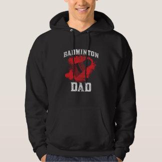 Badminton Dad Hoodie