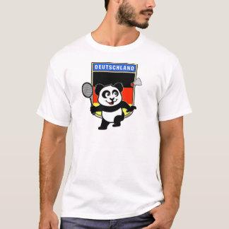 Badminton Germany Panda T-Shirt