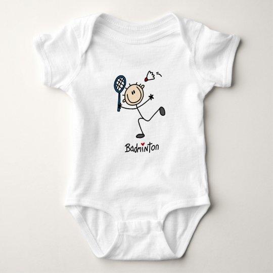 Badminton Gift Baby Bodysuit