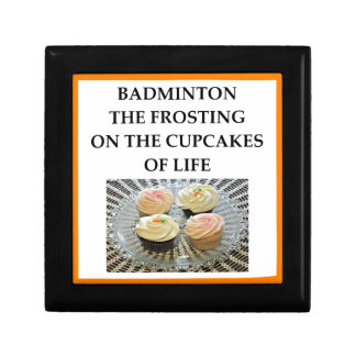 badminton gift box