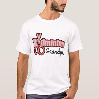 BADMINTON GRANDPA T-Shirt