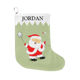 Badminton Holidays Large Christmas Stocking