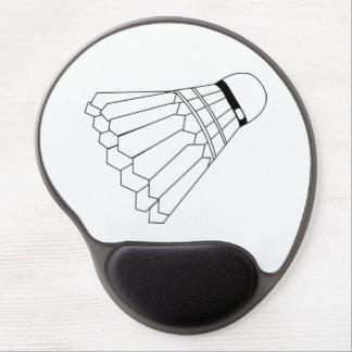 Badminton Shuttle Gel Mouse Pad
