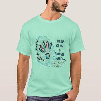 BADMINTON  SPORTS T -SHIRT T-Shirt