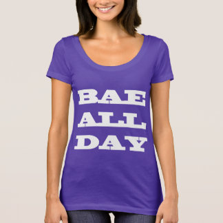 Bae All Day Scoop T-Shirt