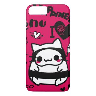 bae bae cats fucsia iPhone 8 plus/7 plus case