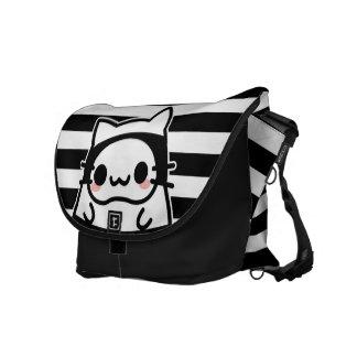 Bae bae cats messenger bags