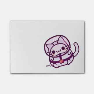 Bae bae cats post it post-it notes
