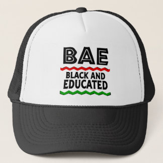 BAE Black and Educated Hat