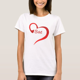 Bae heart shirt