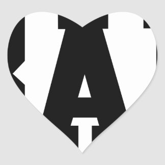 Bae Heart Sticker