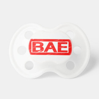 Bae Stamp Pacifier