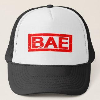 Bae Stamp Trucker Hat