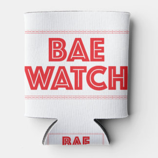 Bae watch funny bay watch movie reference can cooler