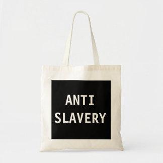 Bag Anti Slavery Black