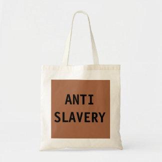 Bag Anti Slavery Brown
