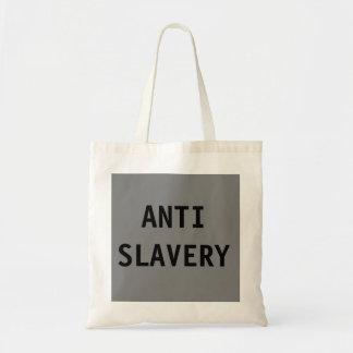Bag Anti Slavery Grey