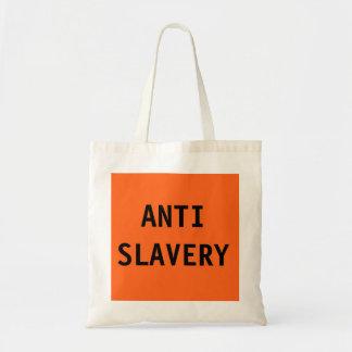 Bag Anti Slavery Orange