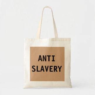 Bag Anti Slavery Tan