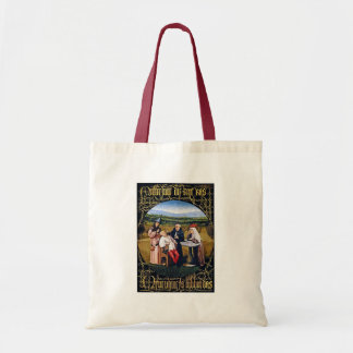 Bag: Bosch - Extracting Stone of Madness Tote Bag