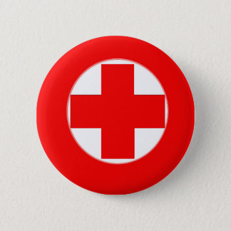 BAG BUTTONS - FIRST AID