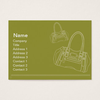 Bag - Chubby Business Card