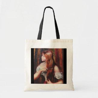 Bag-Classic Art-Renoir 10 Budget Tote Bag