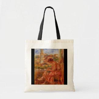 Bag-Classic Art-Renoir 12 Budget Tote Bag