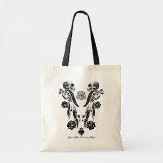 bag death's head baroque Jean-Marie Boissino…