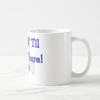 """Bag em til I get there"" Funny Respiratory T-Shirt Mugs"