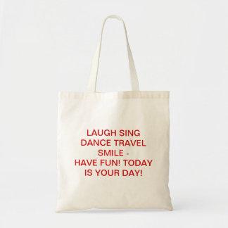 Bag everyday smile