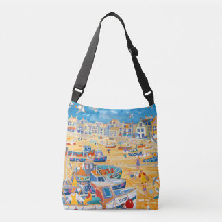 Bag featuring St Ives,Cornwall by artist John Dyer