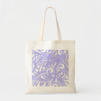 Bag Floral abstract background