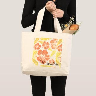 Bag For Bread Flowers Hawaiians
