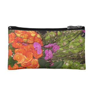 Bag for emergency touch-up basics LADY BUG FLOWERS