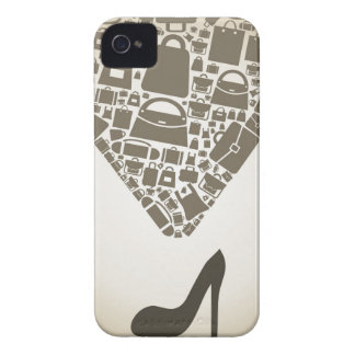 Bag from shoe Case-Mate iPhone 4 cases