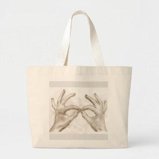 bag hands