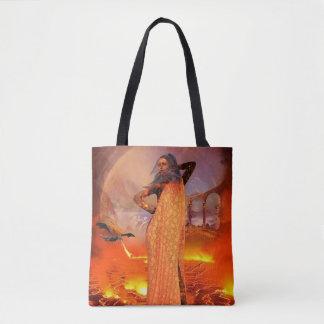 Bag Héstia Goddess of crowned fire