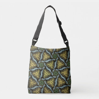 Bag hold-all Jimette green and black gray Design