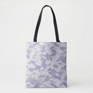 Bag hold-all very printed White Camouflage