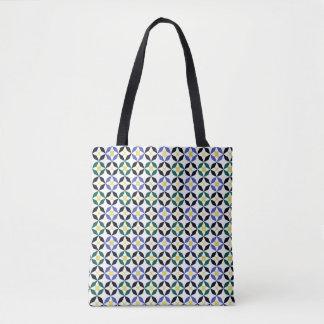 Bag Inspired by Alhabra Tilework