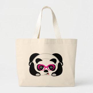 Bag Jumbo Tote Cute Panda