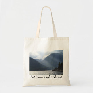 Bag, Let Your Light Shine! Tote Bag