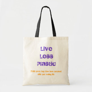 Bag : Live Less Plastic
