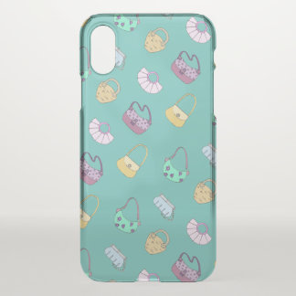 Bag Lovers Doodle iPhone X Case