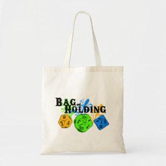"""Bag of Holding"" Basic Tote Bag"