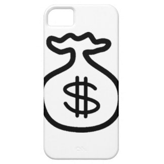 Bag of Money iPhone 5 Case