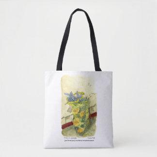 Bag of Pineapples Totebag