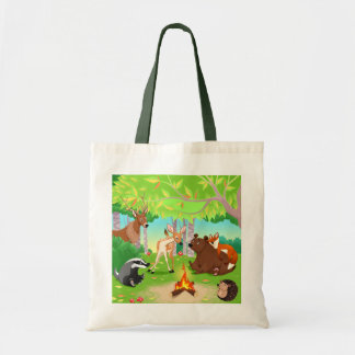 Bag of Simple Trip Animal of the Forest
