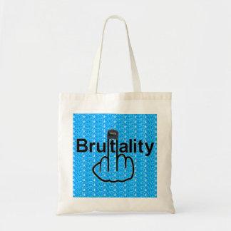 Bag Police Brutality Flip
